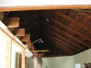 Half ceiling